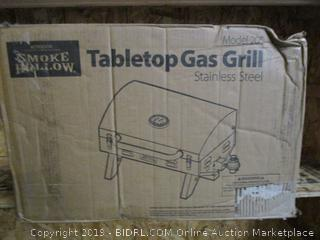 Smoke Hollow Tabletop Gas Grill Please Preview!