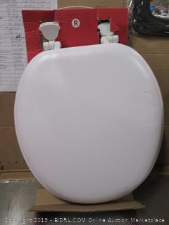 Mayfair Round Toilet Seat