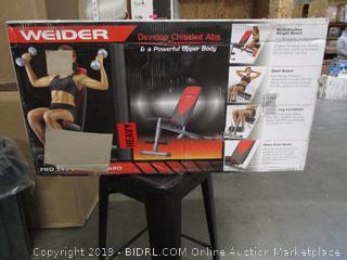 Weider Workout Bench