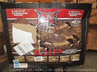 Goose Hunting Decoys