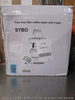 Sybo Pour Over Coffee Maker