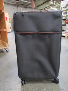 Softside Spinner Suitcase