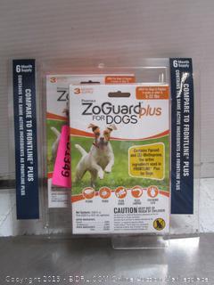 ZoGuard Plus for Dogs - Flea Prevention