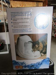 Petsafe Platinum Pet Fountain