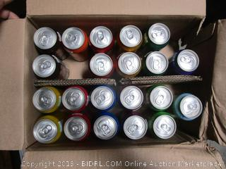 Case of Zevia Drink