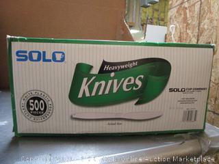Solo Plastic Knives