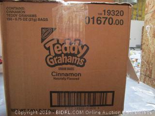 Teddy Grahams Bulk Case