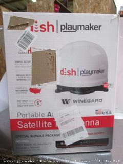 Dish Playmaker Satellite Antenna (retail $249)