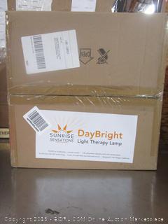 Sunrise DayBright Light Therapy Lamp