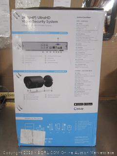 Amcrest UltraHD Video Security System