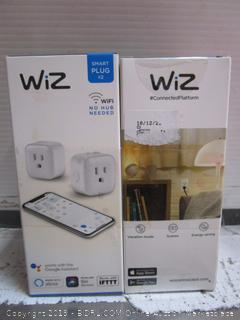 WiZ Connected Plugs