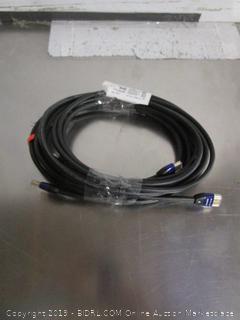 Sapphire 4K HDMI Cable