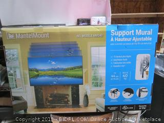 MantelMount Support Mural
