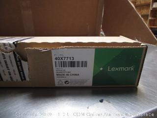 Lexmark Item