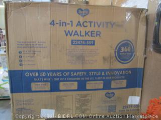 Delta Activity Walker