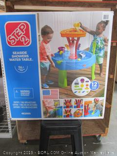 Seaside Showers Water Table