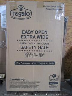 Regalo Metal Safety Gate