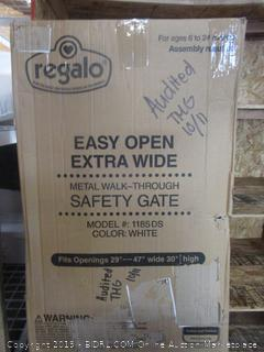 Regalo Easy Open Gate