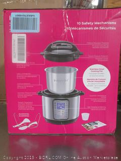 Instant Pot Duo Plus black