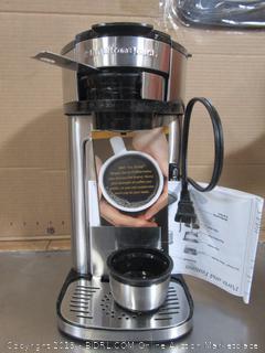 Hamilton Beach Coffee Machine