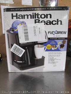 Hamilton Beach Instant Coffee Maker