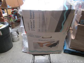 Novaform Luracor Mattress Topper