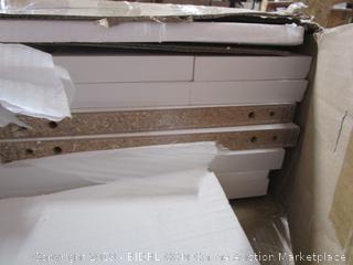 Mainstay 2-Piece Shelf Set