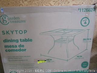 Skytop Dining TAble