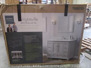 Wrightsville Vanity w/ Top