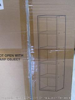 5 Compartment Shelves