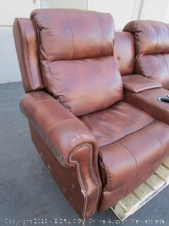 Leather Sofa Recliner Movie Theater Seat