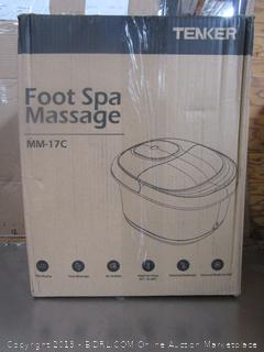 Tenker Foot Spa Massage