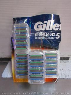 Gillette Fusion 5 Proglide Razor Heads / Cartridges