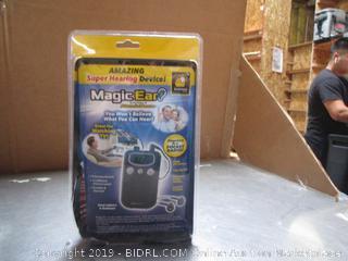 Magic Ear Super Hearing Device