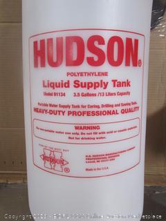 Hudson Liquid Supply Tank