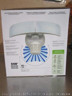 Home Zone Security LED Sensor Light