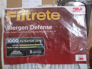 Filtrere Allergen Defense Filter