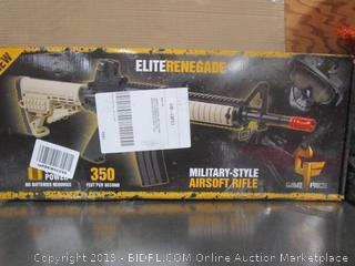 Elite Renegade Airsoft Rifle