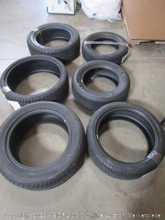 Lot Of 6 Tires
