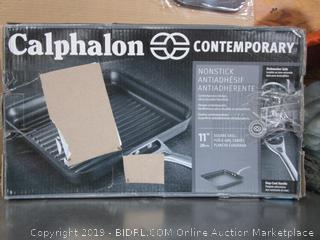 Calphalon Contemporary Nonstick Square Grill