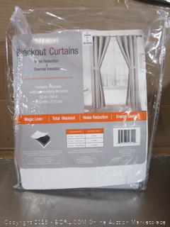 Silk Home Blackout Curtains