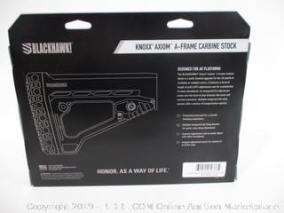 Blackhawk Knoxx Axiom Stock AR-15