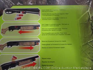 Realtree Toy Pump Shotgun Camo