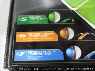 New Orleans Saints Golf Balls