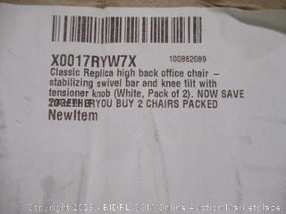 High Back Office Chair Lot