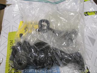Black Modular Grill Guard For Toyota FJ Cruiser
