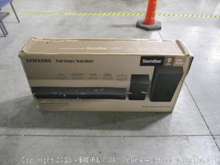 Samsung HW-N950 Soundbar with Dolby Atmos