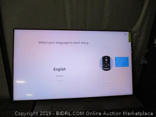 Samsung QN65Q60RAFXZA Flat 65'' QLED 4K Q60 Series