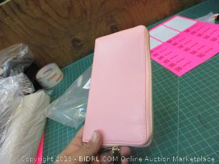 Pebble Pink Hand Bag