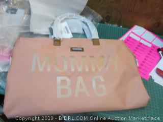 the Mommy Bag Collect Mommy bag Big Pink